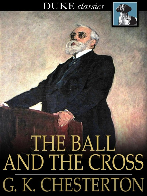 Cover of The Ball and the Cross