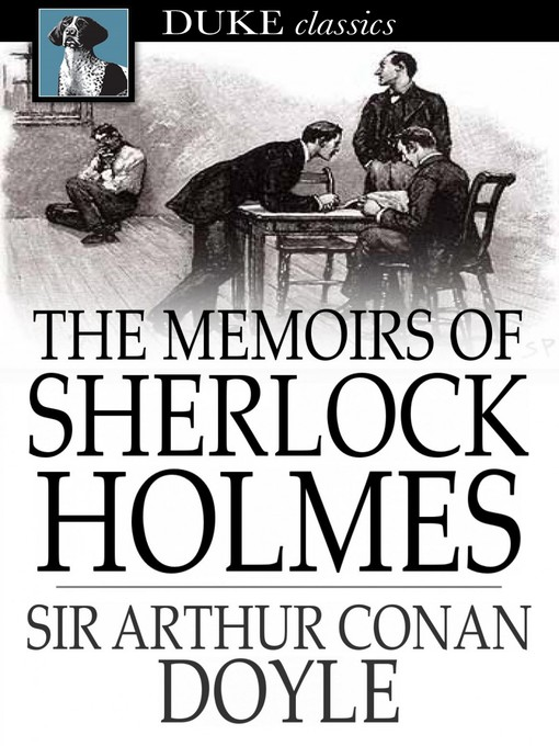 Cover of The Memoirs of Sherlock Holmes