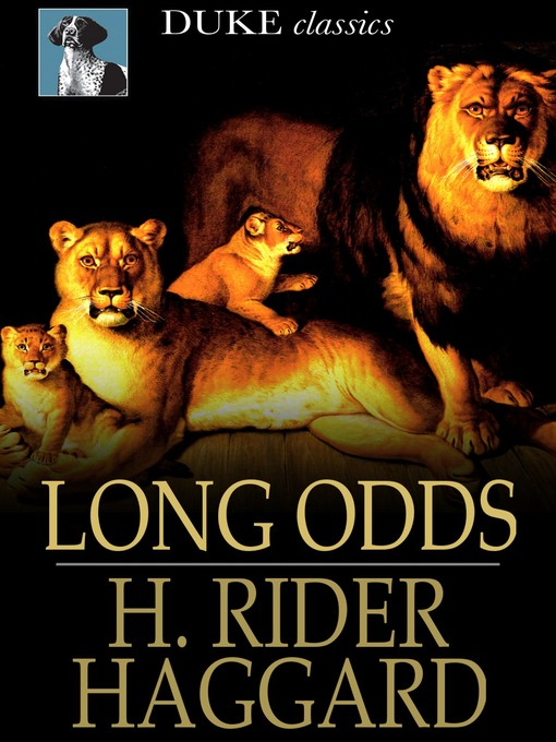 Cover of Long Odds