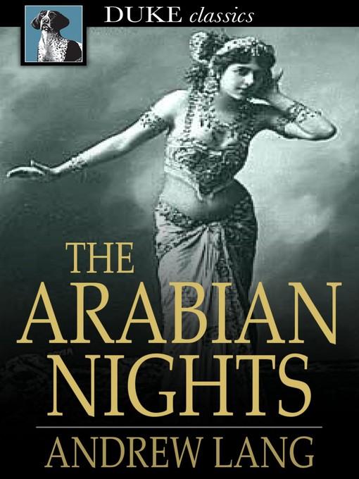 Cover: The Arabian Nights