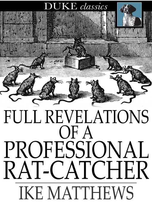 Cover of Full Revelations of a Professional Rat-Catcher