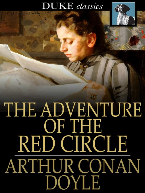 Cover of The Adventure of the Red Circle
