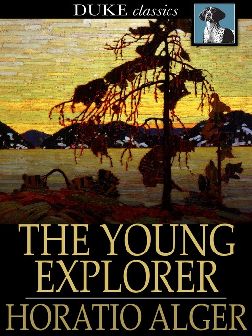 Cover of The Young Explorer