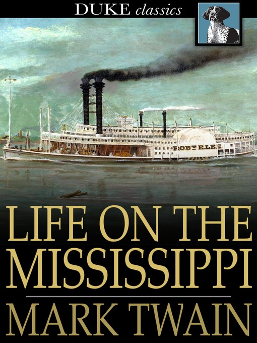 Cover of Life on the Mississippi
