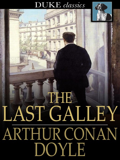 Cover of The Last Galley