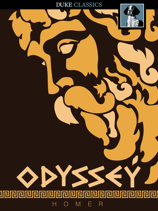 Title details for Odyssey by Homer - Available