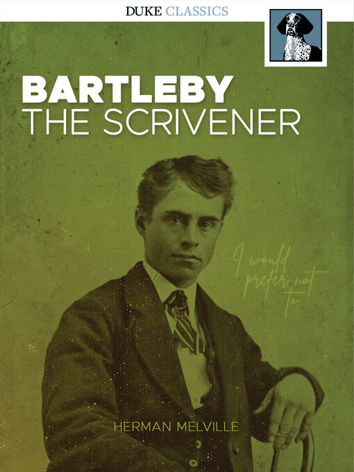 christianomical themes in bartleby the scrivener by herman melville Theme in melville's bartleby, essaystheme in melville's bartleby, the scrivener: ah, bartleby ah, humanity says narrator at the end of the story (melville 140.