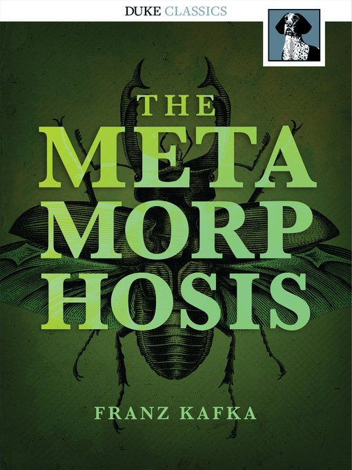 Title details for The Metamorphosis by Franz Kafka - Available