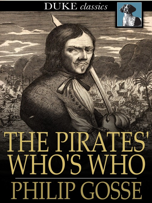The Pirates' Who's Who の表紙