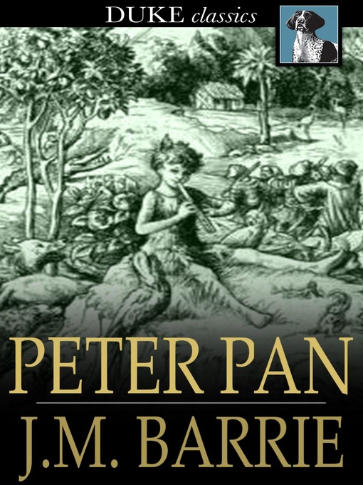 Cover image for book: Peter Pan