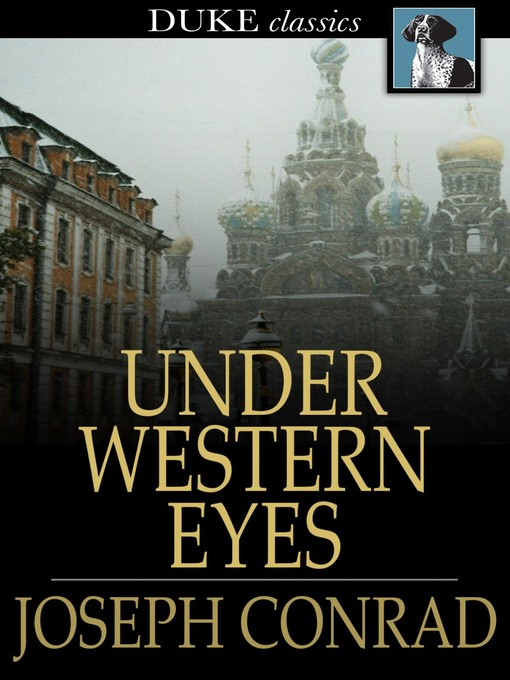 Cover of Under Western Eyes