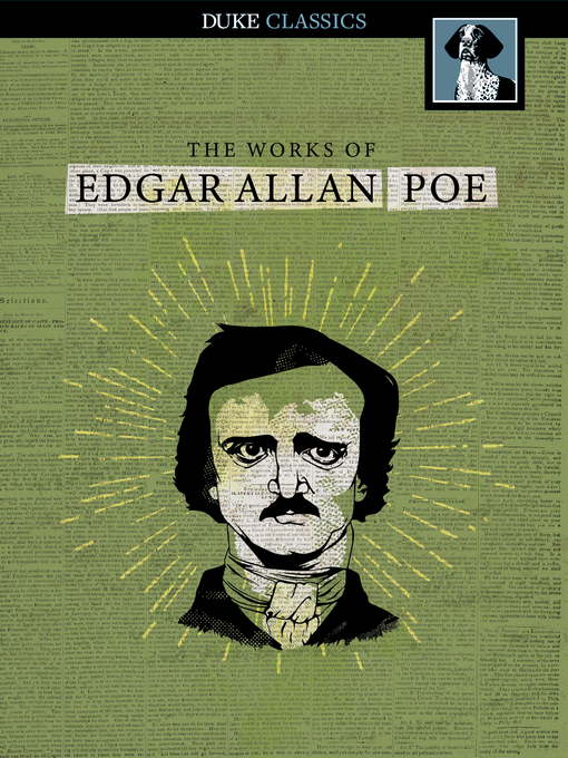 Cover of The Works of Edgar Allan Poe