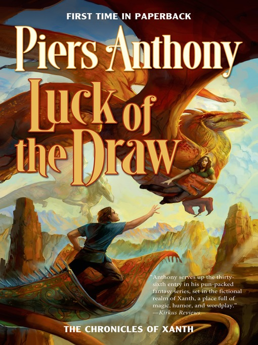Cover of Luck of the Draw