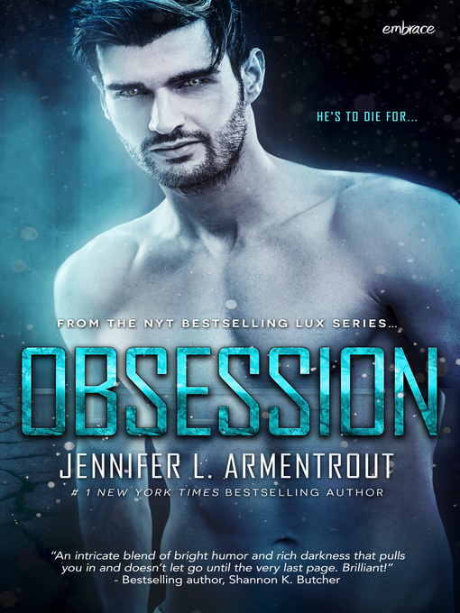 Title details for Obsession by Jennifer L. Armentrout - Wait list
