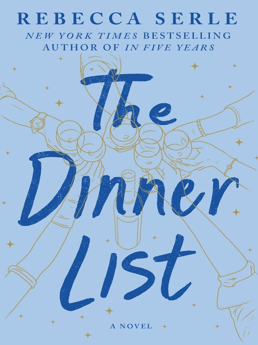Title details for The Dinner List by Rebecca Serle - Available