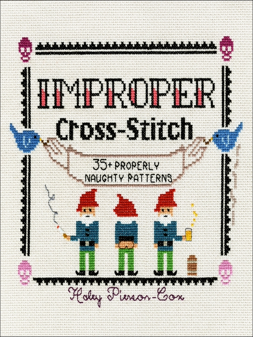 Title details for Improper Cross-Stitch by Haley Pierson-Cox - Available
