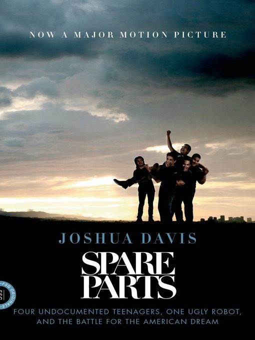 Title details for Spare Parts by Joshua Davis - Available