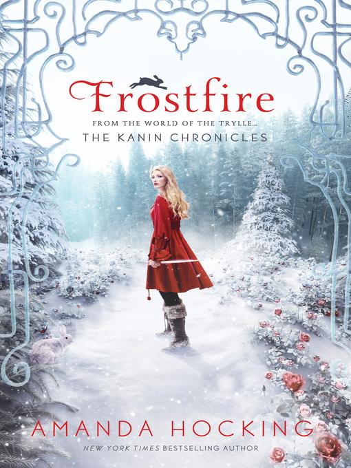 Title details for Frostfire by Amanda Hocking - Wait list