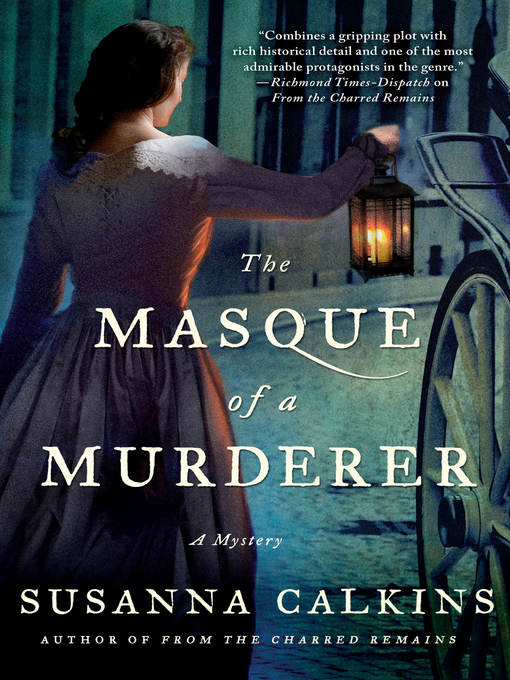 Title details for The Masque of a Murderer by Susanna Calkins - Wait list