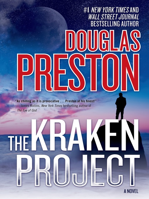 Cover of The Kraken Project