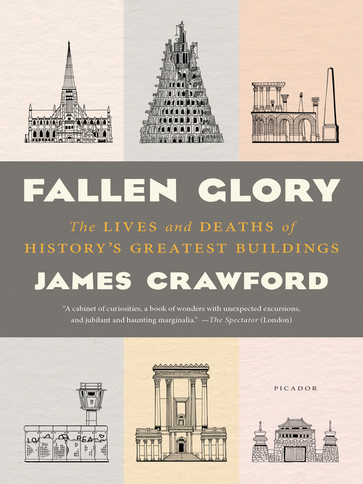 Title details for Fallen Glory by James Crawford - Available