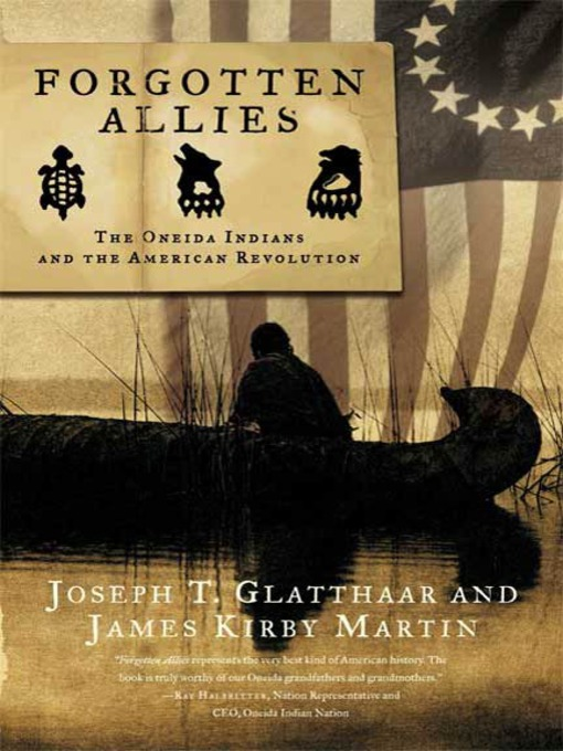 Cover of Forgotten Allies