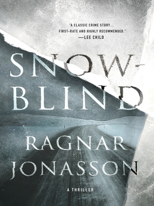 Title details for Snowblind by Ragnar Jonasson - Wait list