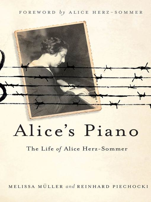 Title details for Alice's Piano by Melissa Müller - Wait list