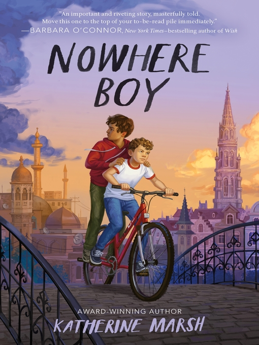 Title details for Nowhere Boy by Katherine Marsh - Available