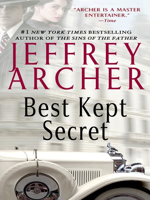 Title details for Best Kept Secret by Jeffrey Archer - Wait list