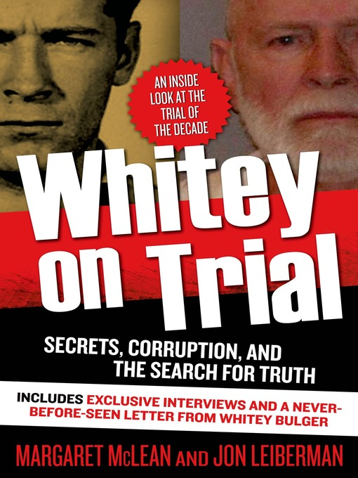 Title details for Whitey on Trial by Margaret McLean - Available