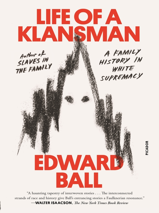 Cover of Life of a Klansman