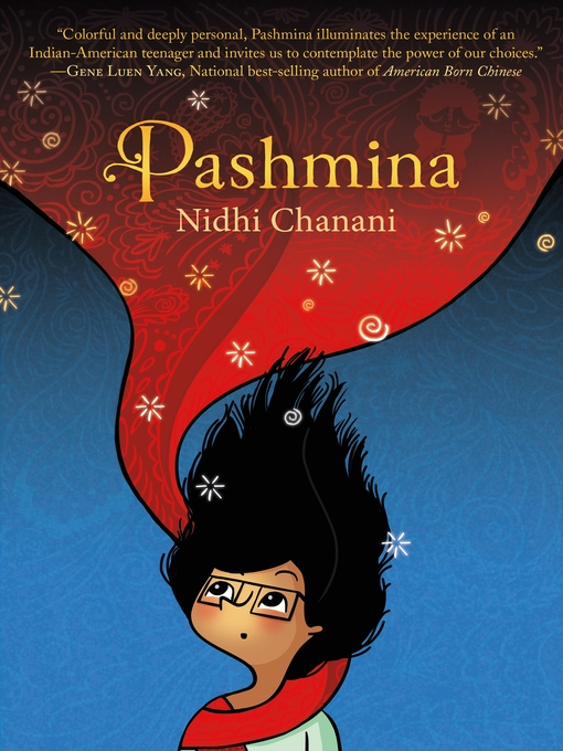 Title details for Pashmina by Nidhi Chanani - Wait list