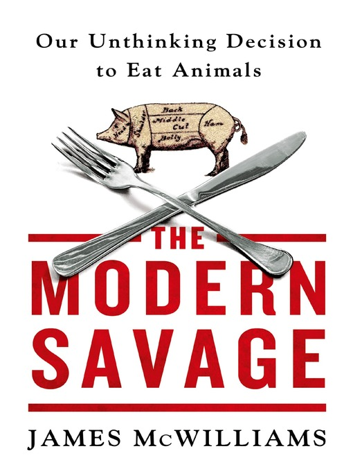 Cover of The Modern Savage