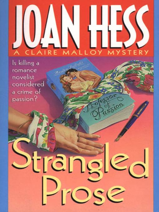 Title details for Strangled Prose by Joan Hess - Available