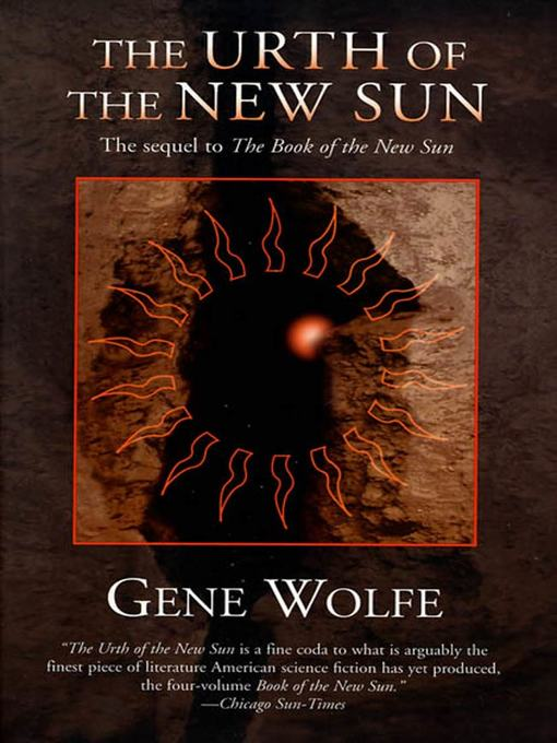 Title details for The Urth of the New Sun by Gene Wolfe - Wait list