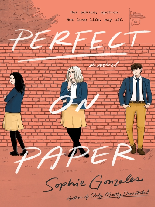 Title details for Perfect on Paper by Sophie Gonzales - Wait list
