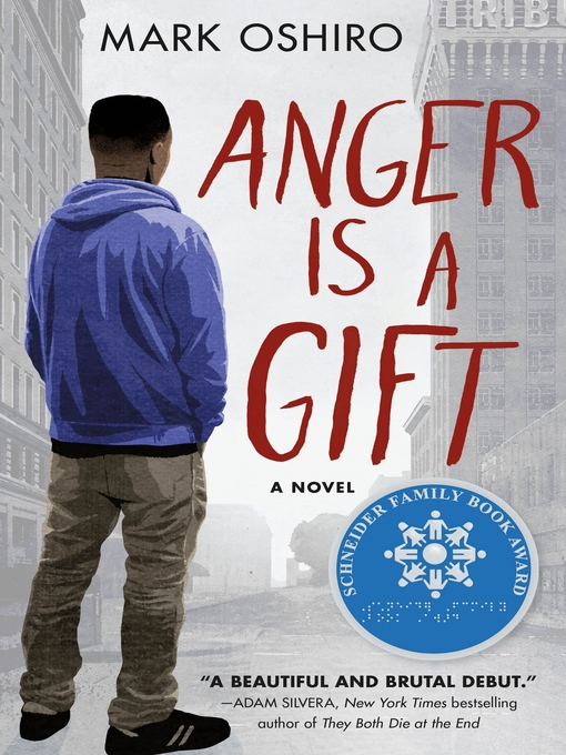 Title details for Anger Is a Gift by Mark Oshiro - Wait list