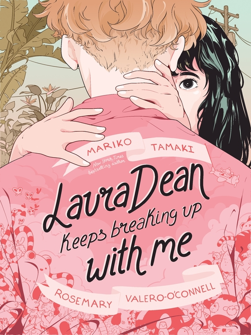 Laura Dean Keeps Breaking Up With Me, book cover