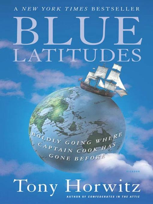 Title details for Blue Latitudes by Tony Horwitz - Available