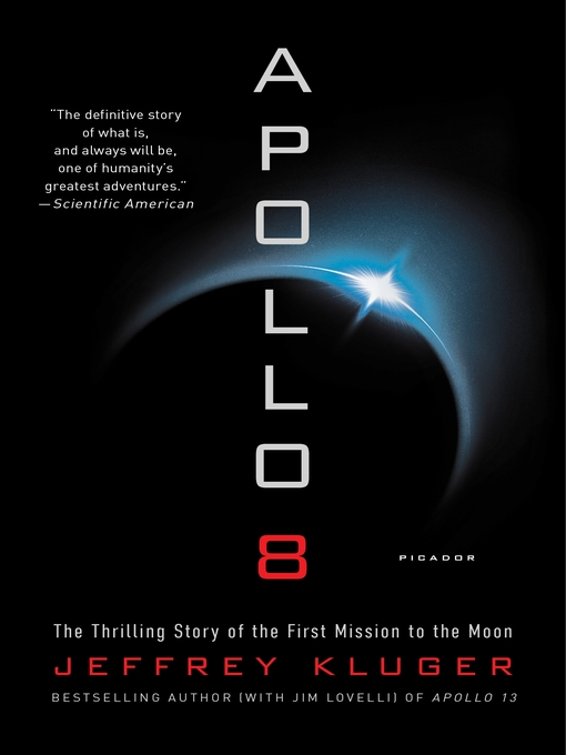 Title details for Apollo 8 by Jeffrey Kluger - Wait list