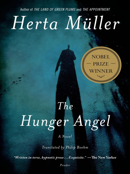 Title details for The Hunger Angel by Herta Müller - Available