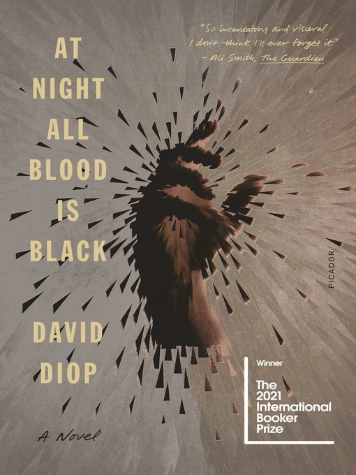 Title details for At Night All Blood Is Black by David Diop - Available