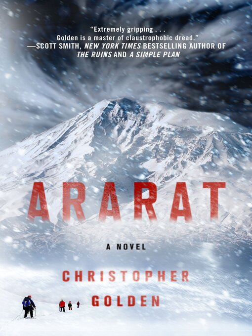 Title details for Ararat by Christopher Golden - Wait list