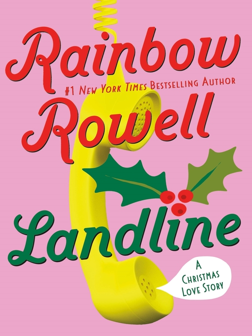 Title details for Landline by Rainbow Rowell - Wait list