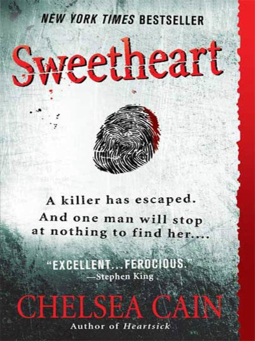 Title details for Sweetheart by Chelsea Cain - Wait list