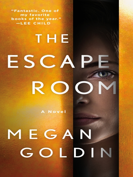The escape room A Novel.