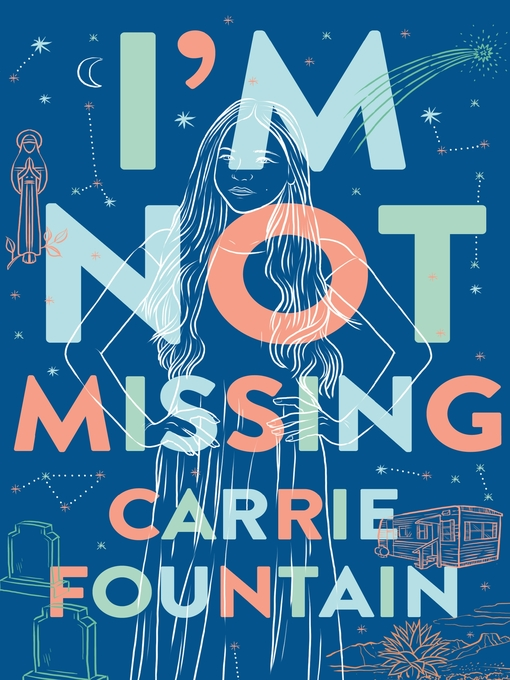 Title details for I'm Not Missing by Carrie Fountain - Wait list