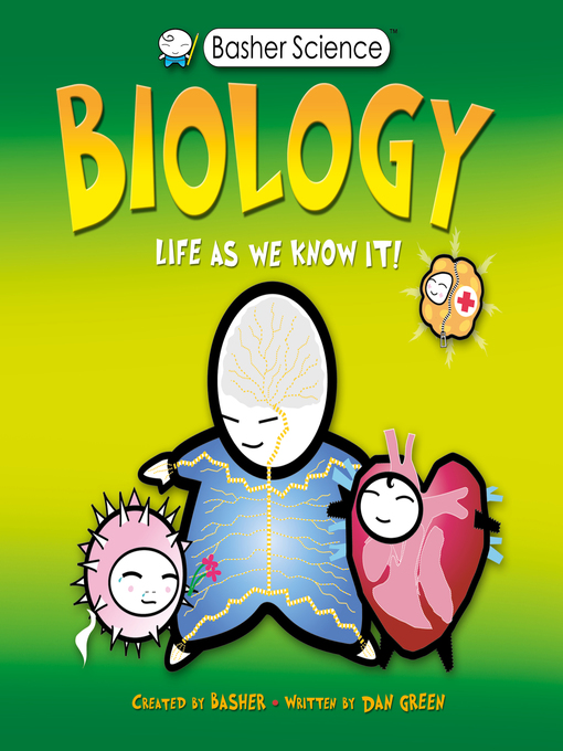 Title details for Basher Science--Biology by Dan Green - Available