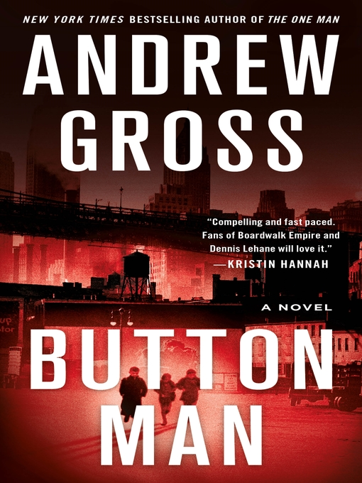 Title details for Button Man by Andrew Gross - Wait list